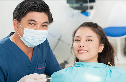 Health Benefits from Professional Teeth Cleaning