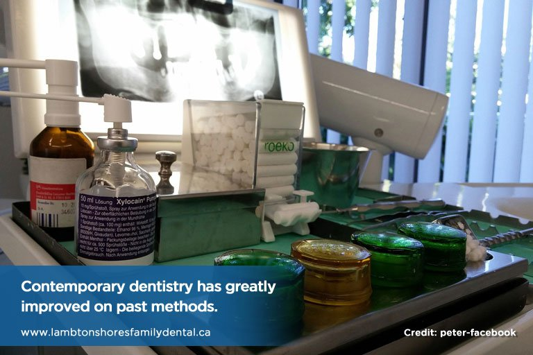 The History of Dentistry